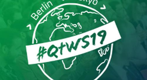 Qt World Summit Berlin 2019 - Nov 4, 2019