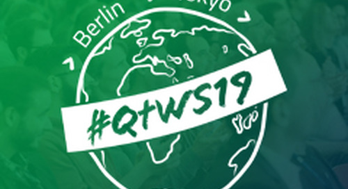 Qt World Summit Berlin 2019 - Nov 4, 2019
