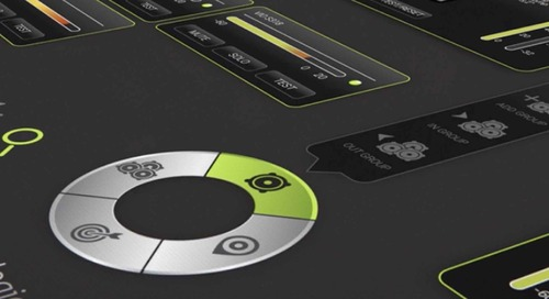 Aurora Net – Cross-Platform Real-Time Sound Reinforcement Control and Management System