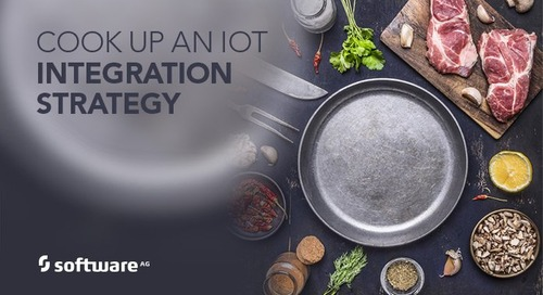 Cook up an Integration Strategy for the IoT