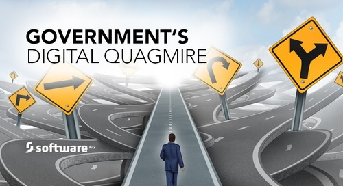 Digital Government: Stuck in a Quagmire