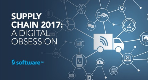 Supply Chain 2017: A Digital Obsession