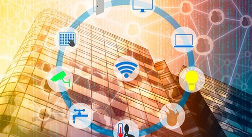 Using Smart Building Technology Solutions: Smart & Secure? That Is the Question.