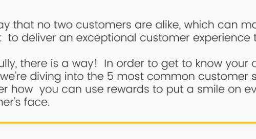 Designing Rewards Programs for Customer Segmentation: Brand Loyalists