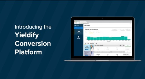 Introducing the Yieldify Conversion Platform
