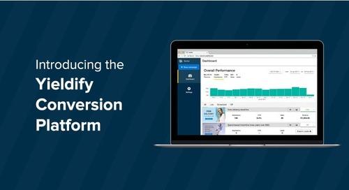 Introducing the Yieldify Conversion Platform