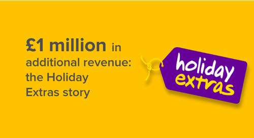 How Holiday Extras generated £1 million in additional revenue