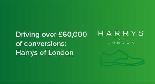 How Harrys of London and the £60,000 conversion rate increase