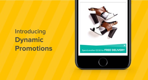 Introducing Dynamic Promotions