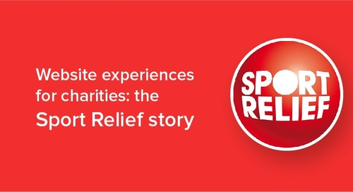 How Sport Relief increased its lead generation by 27%
