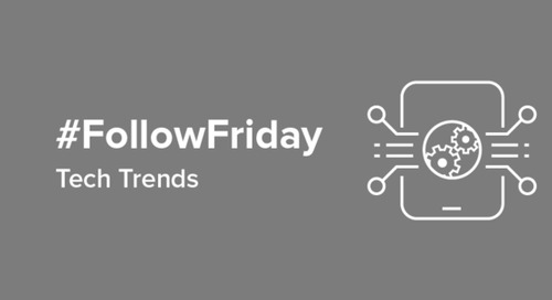 #FollowFriday: 20 of the best tech trends accounts to follow today