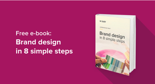 Free e-book: the 8 simple steps of a brand strategy project