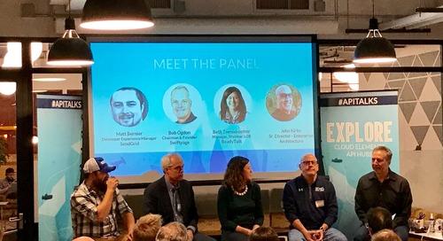 API Talks Denver Event: Panelist Recap