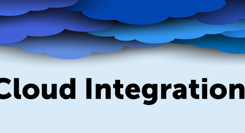 What is Cloud Integration?