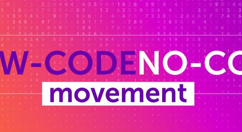 Understanding the Low-Code/No-Code Movement