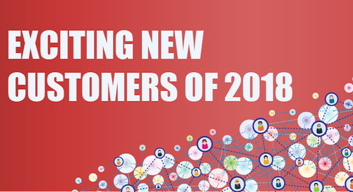 10 Exciting New Customers of 2018