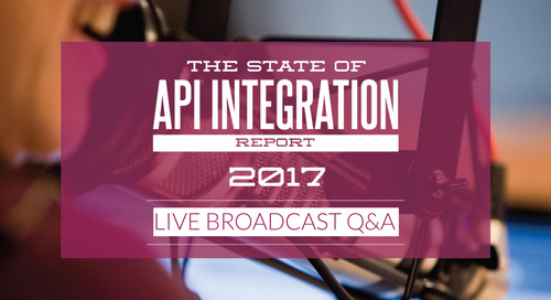 Developing a Best-in-Class API Integration
