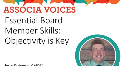 Essential Board Member Skills: Objectivity is Key