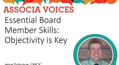 Essential Board Member Skills: Objectivity is Key
