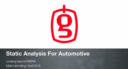 On-Demand Webinar: Automotive 042418