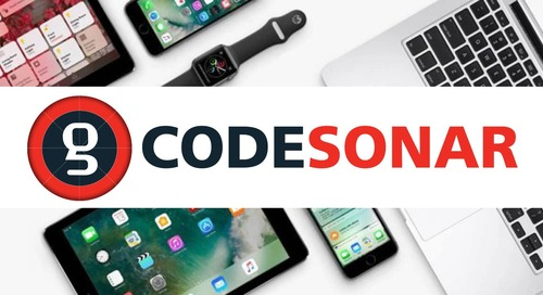 Apple App Safety and Security Spur Objective-C Support for CodeSonar