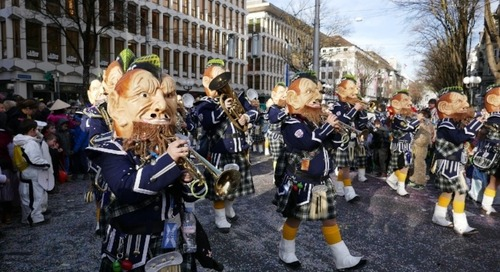 Celebrate Carnival in Europe While Teaching English Abroad