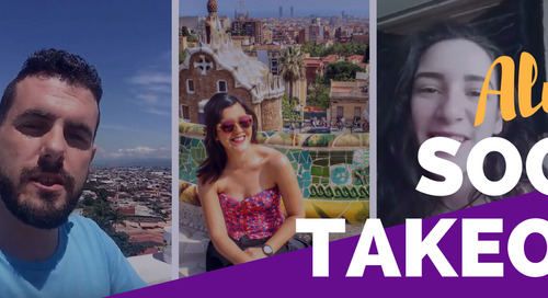 [Video] Alumni Instagram Takeover - Teaching English in Arequipa, Peru