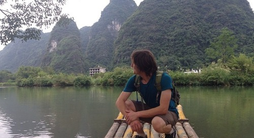 Teaching English in Fuzhou, China: Alumni Q&A with Bryson Marks