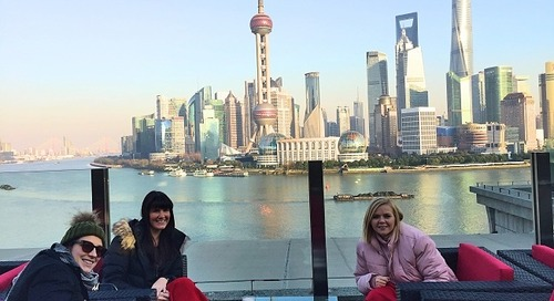 Teach English in Shanghai, China: Alumni Q&A with Jennie Johnson