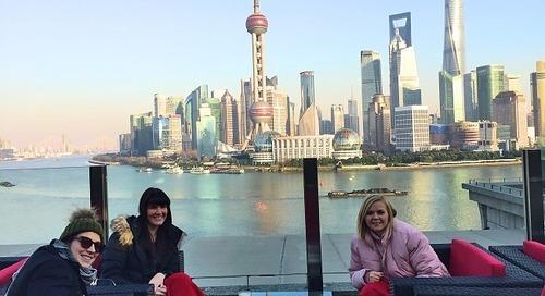 Teach English in Shanghai, China: Alumni Q&A with Jennie Johnson