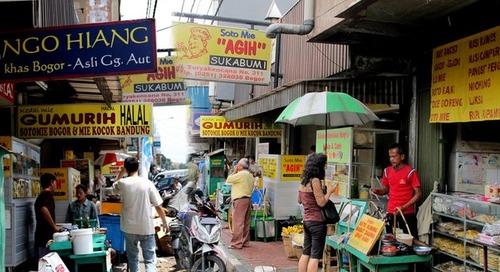 8 Kuliner Legendaris Ini Bisa Anda Temukan di Jalan Surya Kencana, Bogor