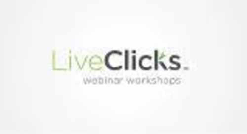 LiveClicks User Experience