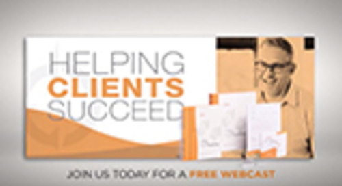 Helping Clients Succeed Webcast