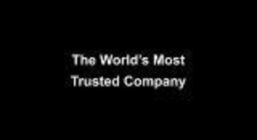 Course Video - Trust - The World's Most Trusted Company