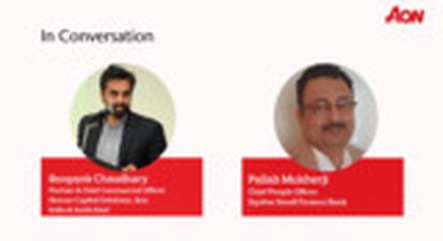 Talent Transformation Study 2020 - Interview Roopank Chaudhary & Pallab Mukherji