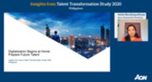 Talent Transformation Study 2020: Keynote Ishita Bandyopadhyay