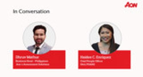 Talent Transformation Study 2020: Interview Haidee  C. Enriquez & Dhruv Mathur