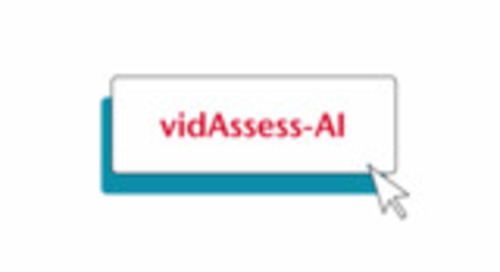 vidAssess-AI - Next generation AI video interviewing technology