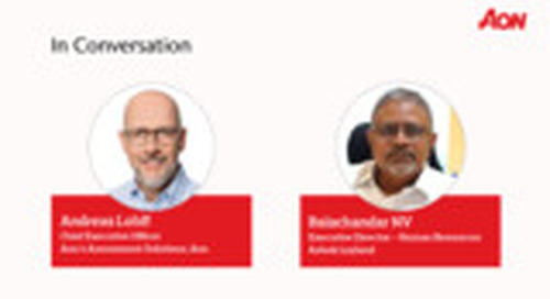 Talent Transformation Study 2020:  Interview Andreas Lohff & Balachandar NV