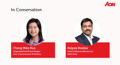 Talent Transformation Study 2020 - Interview Kalpak Huddar & Cheng Wan Hua