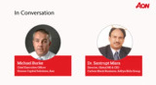 Talent Transformation Study 2020: Interview Michael Burke & Dr. Santrup Misra