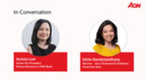 Talent Transformation Study 2020: Interview Jacinta  Low & Ishita Bandyopadhyay