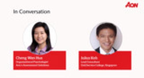 Talent Transformation Study 2020 - Interview Julius Koh & Cheng Wan Hua
