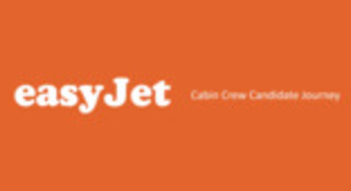 Creating an Engaging Candidate Experience at easyJet