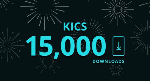 Celebrating 15,000 Downloads