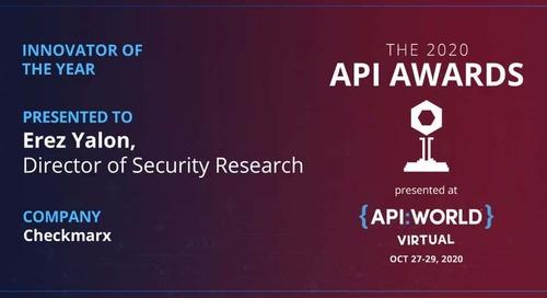 Erez Yalon: A Security Leader in the API Economy