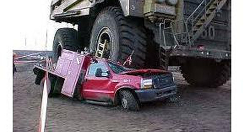 Alarming incidence of vehicle collisions