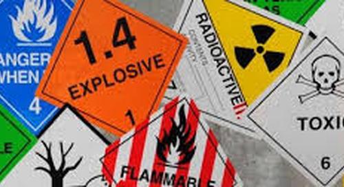 New hazardous substance regulations