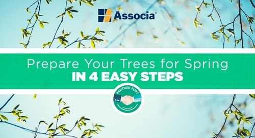 Partner Post: Prepare Your Trees for Spring in 4 Easy Steps