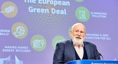 EU Recharges Climate Plan But Risks Letting Countries Off The Hook On Transport - CleanTechnica